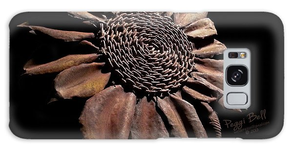 Mailbox Sunflower Galaxy Case
