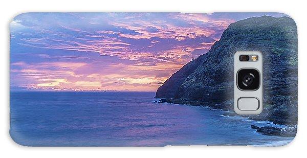 Makapuu Sunrise 2 Galaxy Case