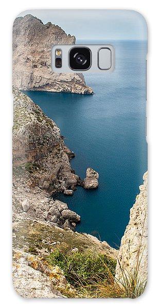 Mallorca View Galaxy Case