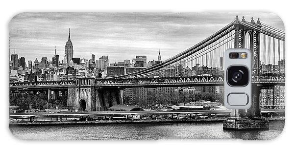 The Empire Galaxy Case - Manhattan Bridge by John Farnan