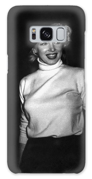 Actor Galaxy Case - Marilyn Monroe In Korea by Underwood Archives