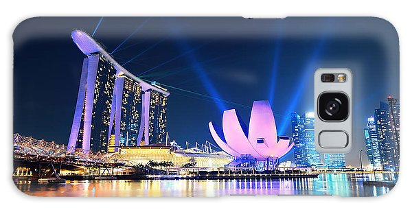 Marina Bay Sands Galaxy Case