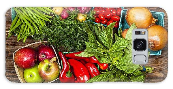Potato Galaxy Case - Market Fruits And Vegetables by Elena Elisseeva