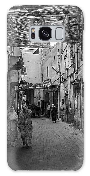 Marrakech Souk Galaxy Case