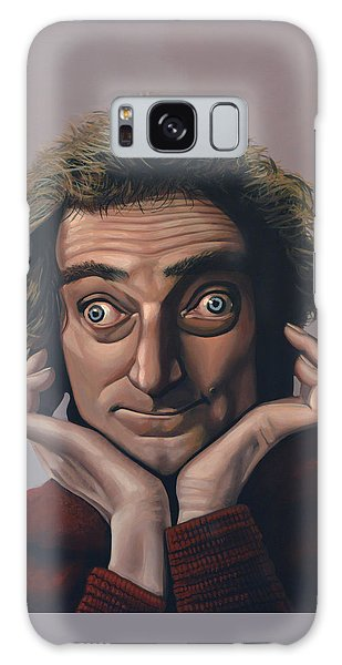 Marty Feldman Galaxy Case by Paul Meijering