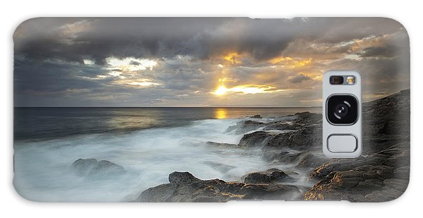 Maui Seascape Galaxy Case by James Roemmling