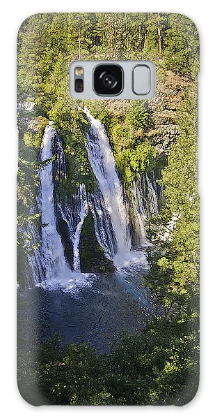 Mcarthur-burney Falls Galaxy Case