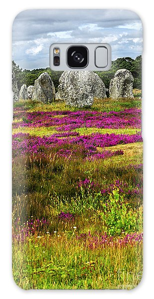 Heather Galaxy Case - Megalithic Monuments In Brittany by Elena Elisseeva