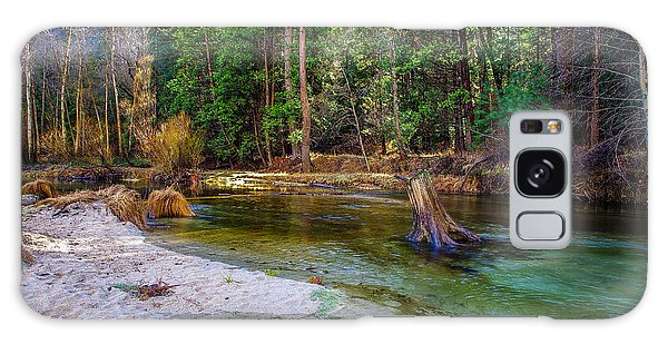 Merced River Yosemite National Park Galaxy Case
