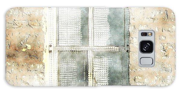 Mesh Window Galaxy Case by The Art of Marsha Charlebois