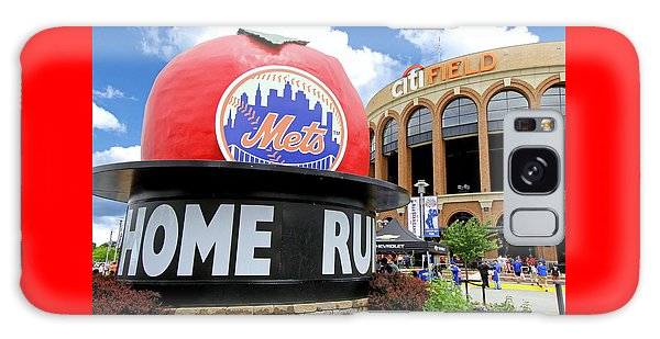 Mets Home Run Apple Galaxy Case