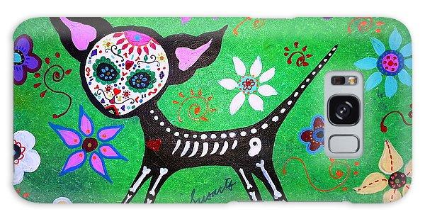 Mexican Chihuahua El Perrito Galaxy Case