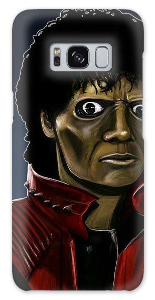 Michael Jackson Thriller Galaxy Case