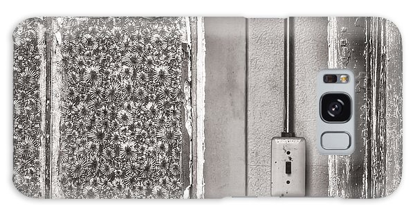 Missing Window Pane Galaxy Case by Gary Slawsky