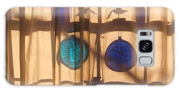 Mom's Window Galaxy Case by John Scates