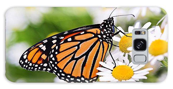 Monarch Galaxy Case - Monarch Butterfly by Elena Elisseeva