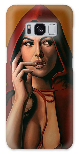 Brothers Galaxy Case - Monica Bellucci by Paul Meijering
