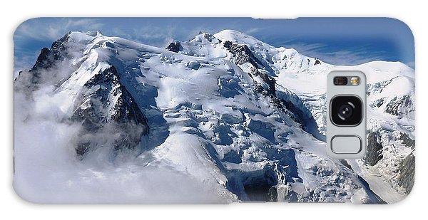 Mont Blanc - France Galaxy Case