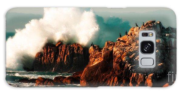 Monterey Landscapes Galaxy Case