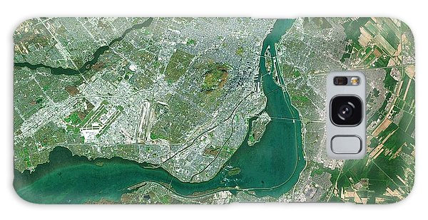Quebec City Galaxy Case - Montreal by Planetobserver