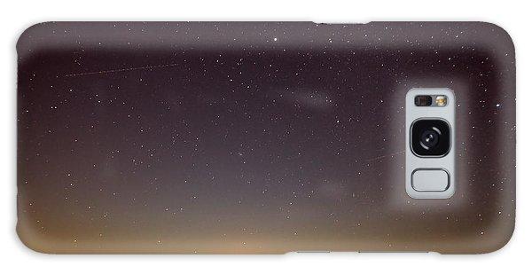 Moonrise On Tybee Island Galaxy Case