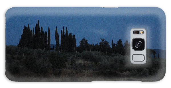 Moonshine In Arezzo Galaxy Case