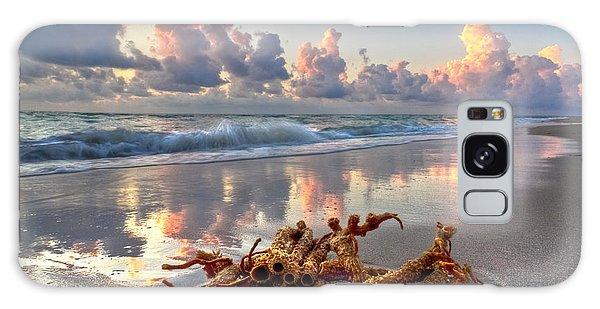 Boynton Galaxy Case - Morning Surf by Debra and Dave Vanderlaan