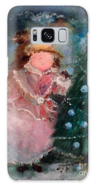 Mother Christmas Galaxy Case
