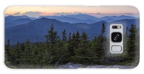 Mount Chocorua Scenic Area - Albany New Hampshire Usa Galaxy Case