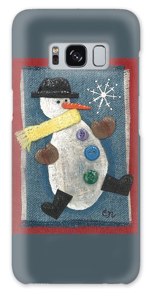 Mr. Snowjangles Galaxy Case