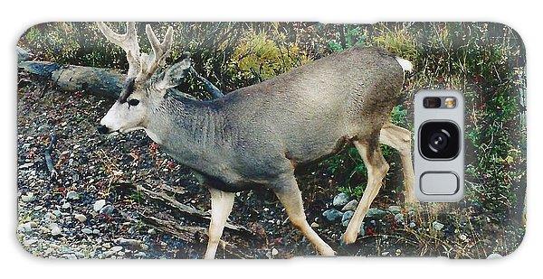 Mule Deer Galaxy Case