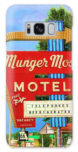 Munger Moss Motel Galaxy Case