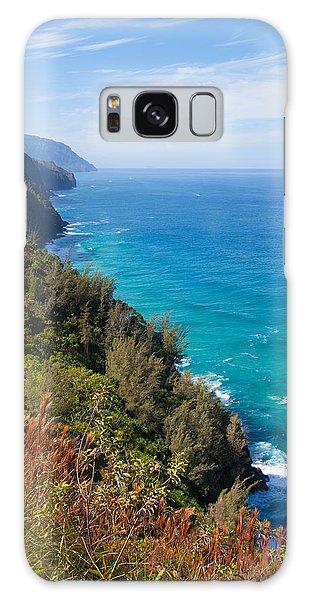 Napali Coast Galaxy Case