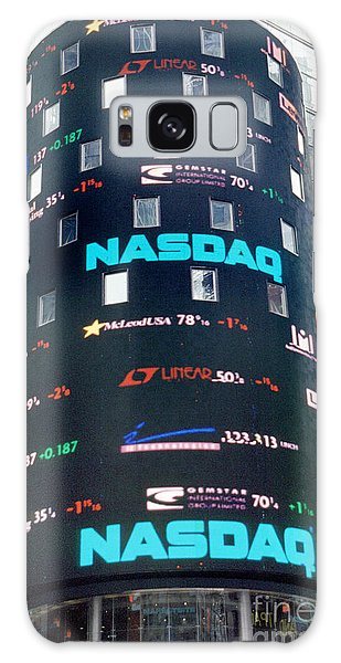Nasdaq Building  Galaxy Case