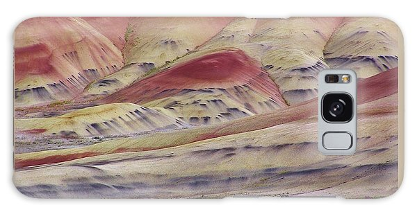John Day Fossil Beds Painted Hills Galaxy Case by Michele Penner