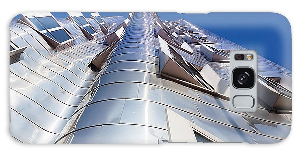 Gehry Galaxy Case - Neuer Zollhof Building Designed by Panoramic Images