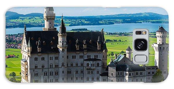 Neuschwanstein Castle - Bavaria - Germany Galaxy Case