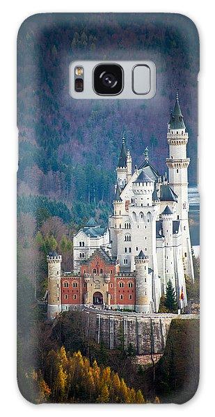 Neuschwanstein Castle Galaxy Case