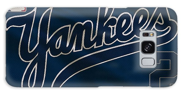 New York Yankees Derek Jeter Galaxy S8 Case