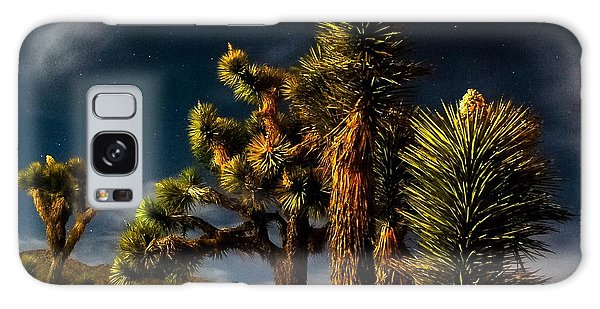 Night Desert Galaxy Case