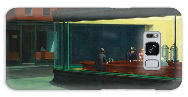 Apple Galaxy S8 Case - Nighthawks by Edward Hopper