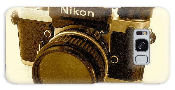 Nikon F2 Classic Camera Galaxy Case