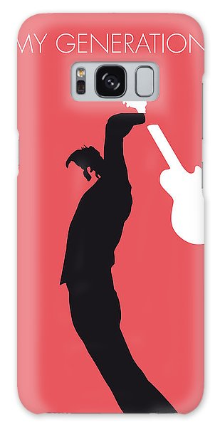 Song Galaxy Case - No002 My The Who Minimal Music Poster by Chungkong Art