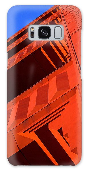 North Tower Golden Gate Bridge Galaxy Case