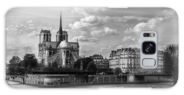 Notre Dame 813 Galaxy Case