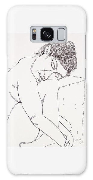 Nude At Rest Galaxy Case