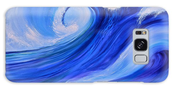 Ocean Emotion #1 Galaxy Case