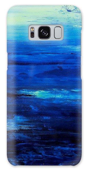 Ocean Mist  Galaxy Case