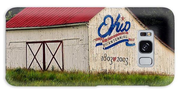 Ohio Bicentennial Barn Galaxy Case