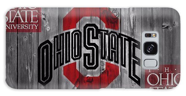 Ohio State Buckeyes Galaxy Case
